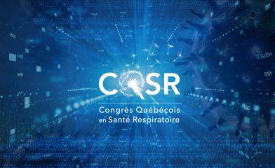 Congrès québécois en Santé respiratoire