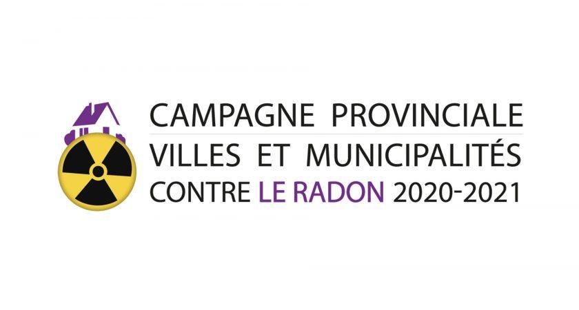 Visionnez en direct la conférence de presse du lancement officiel de la campagne Villes et municipalités contre le radon 2020-2021