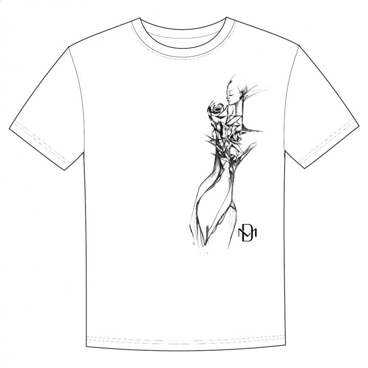 T-shirt Mikael D