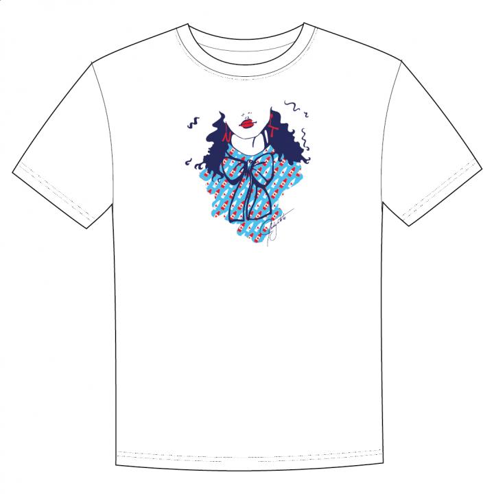 T-shirt Nadya Toto
