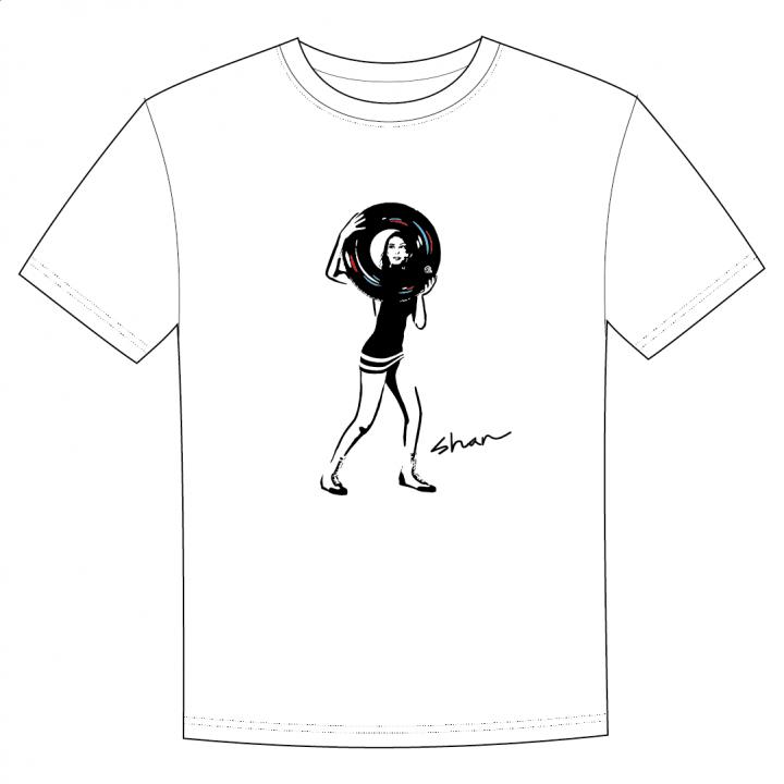 T-shirt Shan